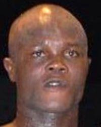 Joshua Okine boxer