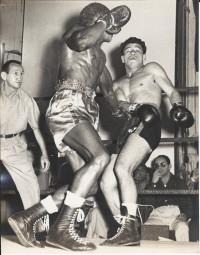 Baby Vasquez boxer
