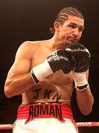 Saul Roman boxer