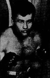 Edmundo Leite boxer