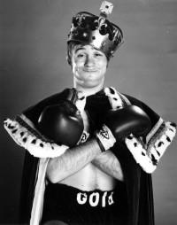John H Stracey boxer