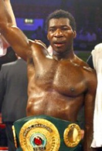 Carl Thompson boxer