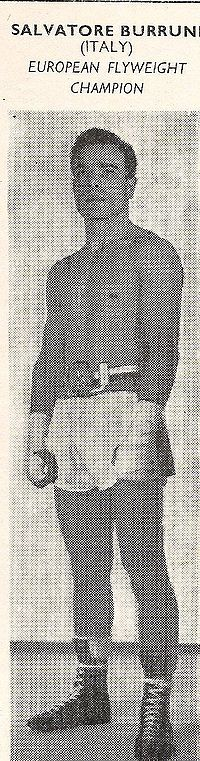 Salvatore Burruni boxer