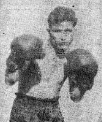 Chick Sanchez boxer