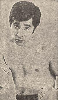 Jose Arranz boxer
