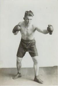 Wild Willie Webb boxer