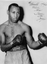 Ike Vaughn boxer
