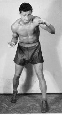 Felix Chiocca boxer