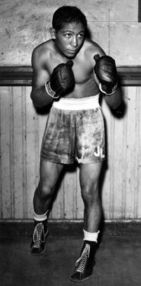 Joey Lopes boxer