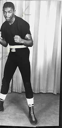 Len Matthews boxer