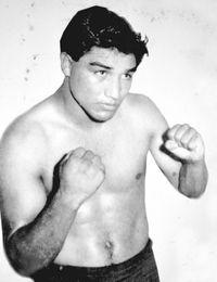 Battling Torres boxer