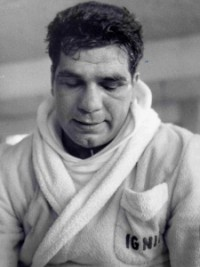 Duilio Loi boxer