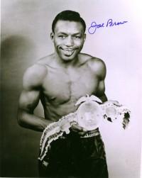 Joe Brown boxer