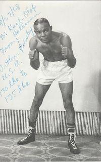 Arthur Persley boxer