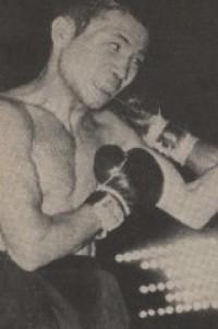 Kazuo Takayama boxer