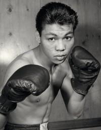 Flash Elorde boxer