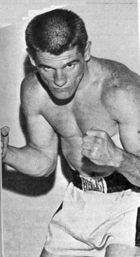 Terry Rondeau boxer