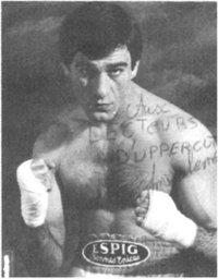 Richard Caramanolis boxer