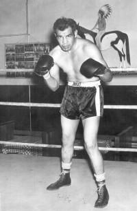Alvin Williams boxer