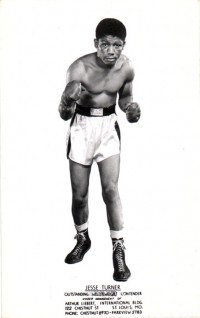 Jesse Turner boxer