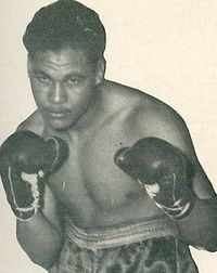 Dave Whitlock boxer