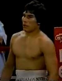 Martin Quiroz boxer