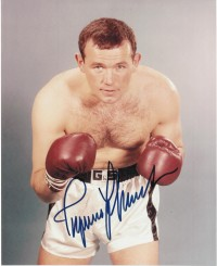 Ingemar Johansson boxer