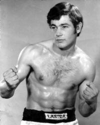 Cecilio Lastra boxer
