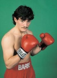 Barry McGuigan boxer