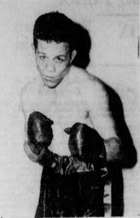 Jimmy Gilligan boxer