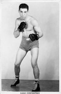 Lulu Costantino boxer