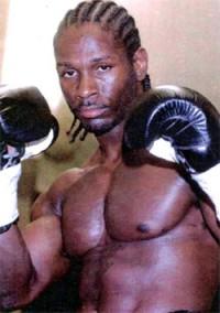 Rayco Saunders boxer