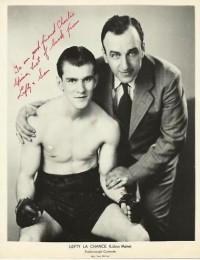Lefty LaChance boxer