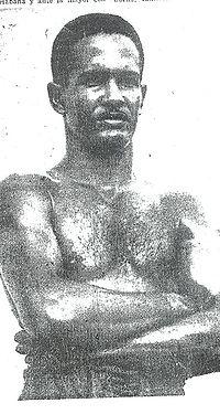 Miguel Acevedo boxer
