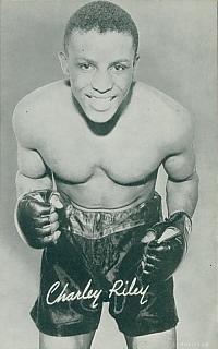 Charley Riley boxer