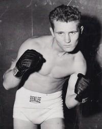 Roy Andrews boxer