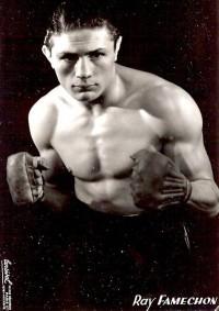 Ray Famechon boxer