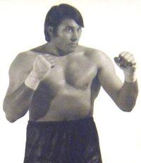 Joa Tarzan boxer