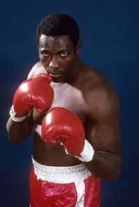 Carl Williams boxer
