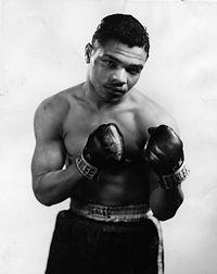 Tommy Tibbs boxer