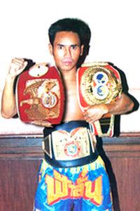 Thongchai Utaida boxer