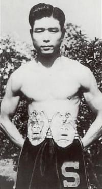 Yoshio Shirai boxer