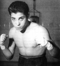 Young Martin boxer