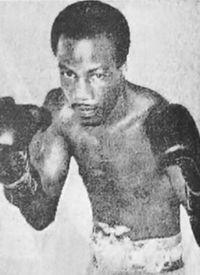 Eugenio Hurtado boxer