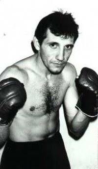 Ruben Condori boxer