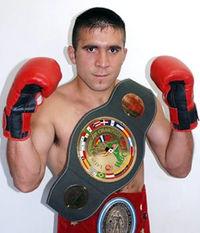 Cesar Rene Cuenca boxer