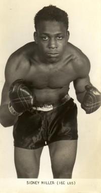 Sidney Miller boxer