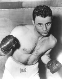 Steve Belloise boxer