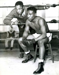 Al Mobley boxer