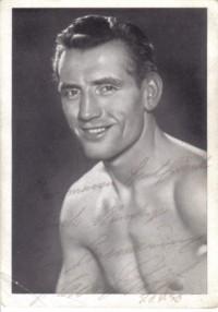 Hans Stretz boxer